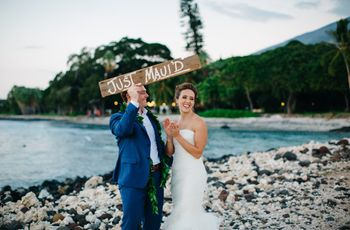 8 Maui Wedding Venues With Scenic Ocean Views