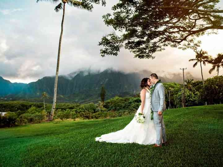 9 Oahu Wedding Venues For A Dreamy Hawaiian Escape Weddingwire
