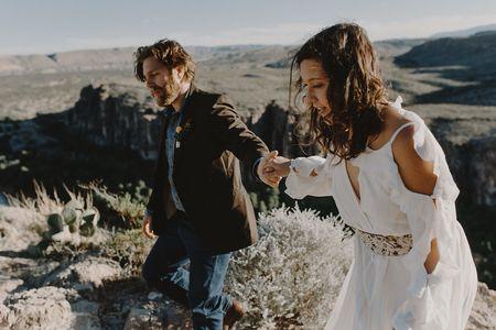 10 West Texas Wedding Venues for Peak Desert Realness