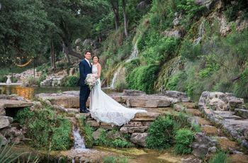 7 Lush AF Outdoor Wedding Venues in San Antonio