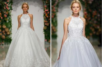 15 Ballroom Wedding Dresses for a Glamorous Walk Down the Aisle