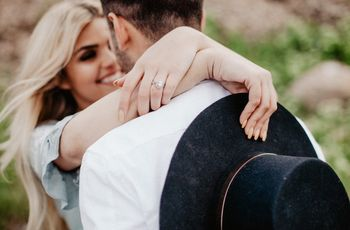How to Buy an Engagement Ring Like a Millennial