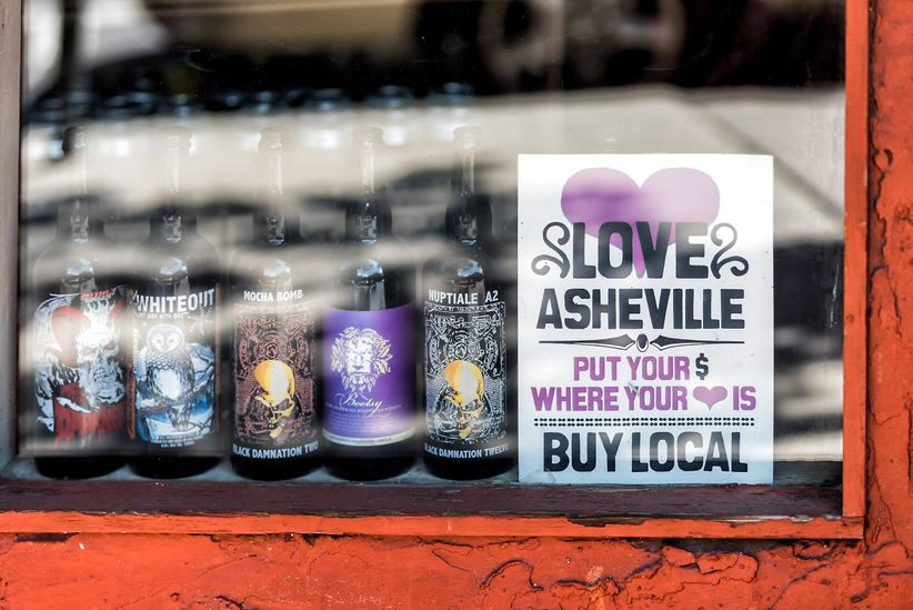 asheville brewery