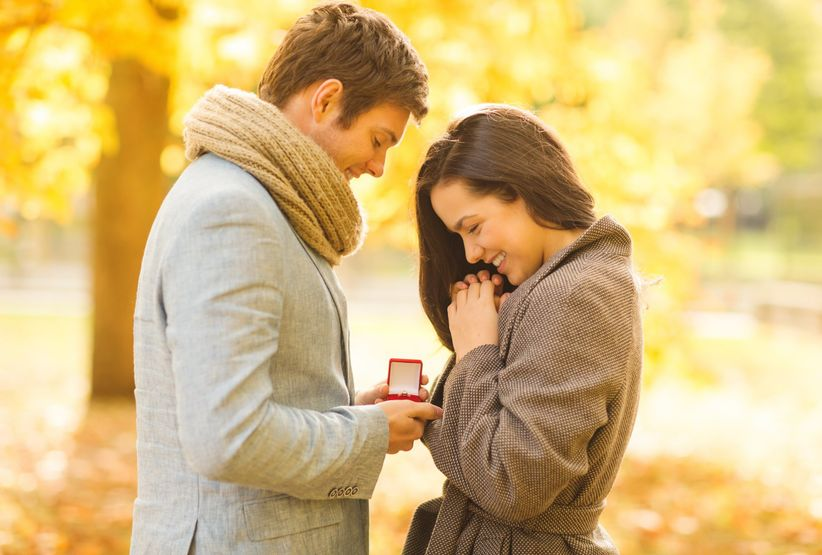 how to propose marriage in a totally personal way weddingwire