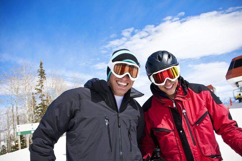 ski bachelor party