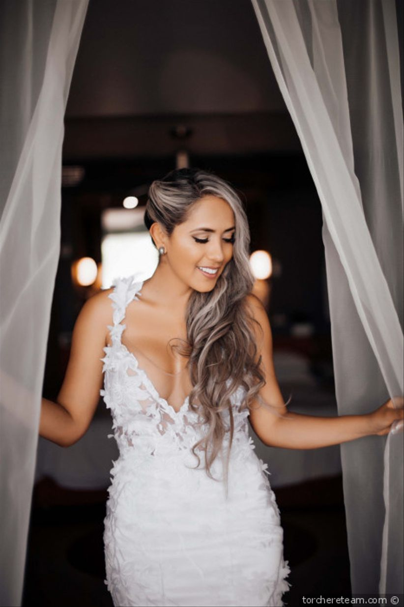 12 Wedding Hairstyles for Long Hair You\'ll Def Want to Steal ...