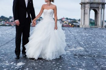 The 5 Wedding Dress Styles All Newly Engaged Brides Should Know