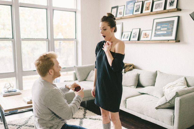 proposal at home
