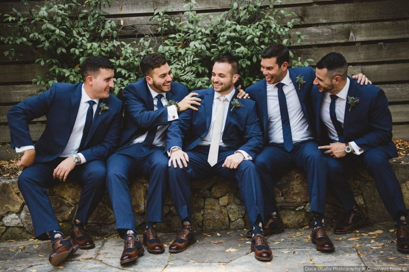 How To Ask Your Groomsmen To Be In Your Wedding Weddingwire
