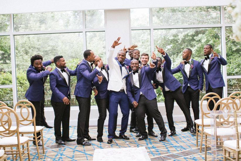 Image result for Tips For Choosing The Perfect Groomsmen For Your Wedding