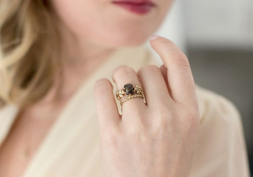 9c51192da3c09 10 Non-Traditional Engagement Rings You Haven't Seen Before ...