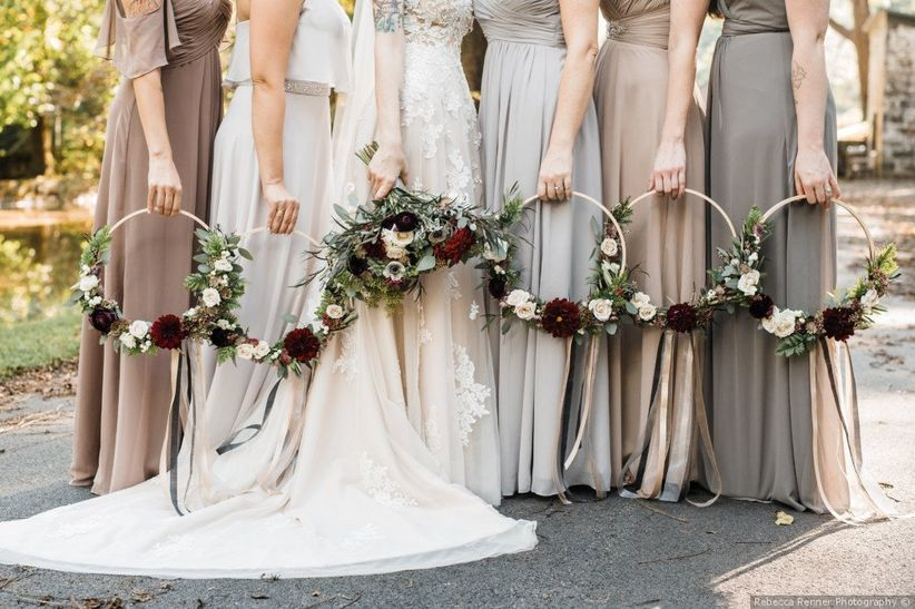 82e1c236ccf The Hottest Wedding Trends on Pinterest and How to Pull Them off IRL ...