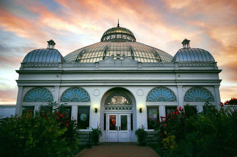 conservatory wedding venue