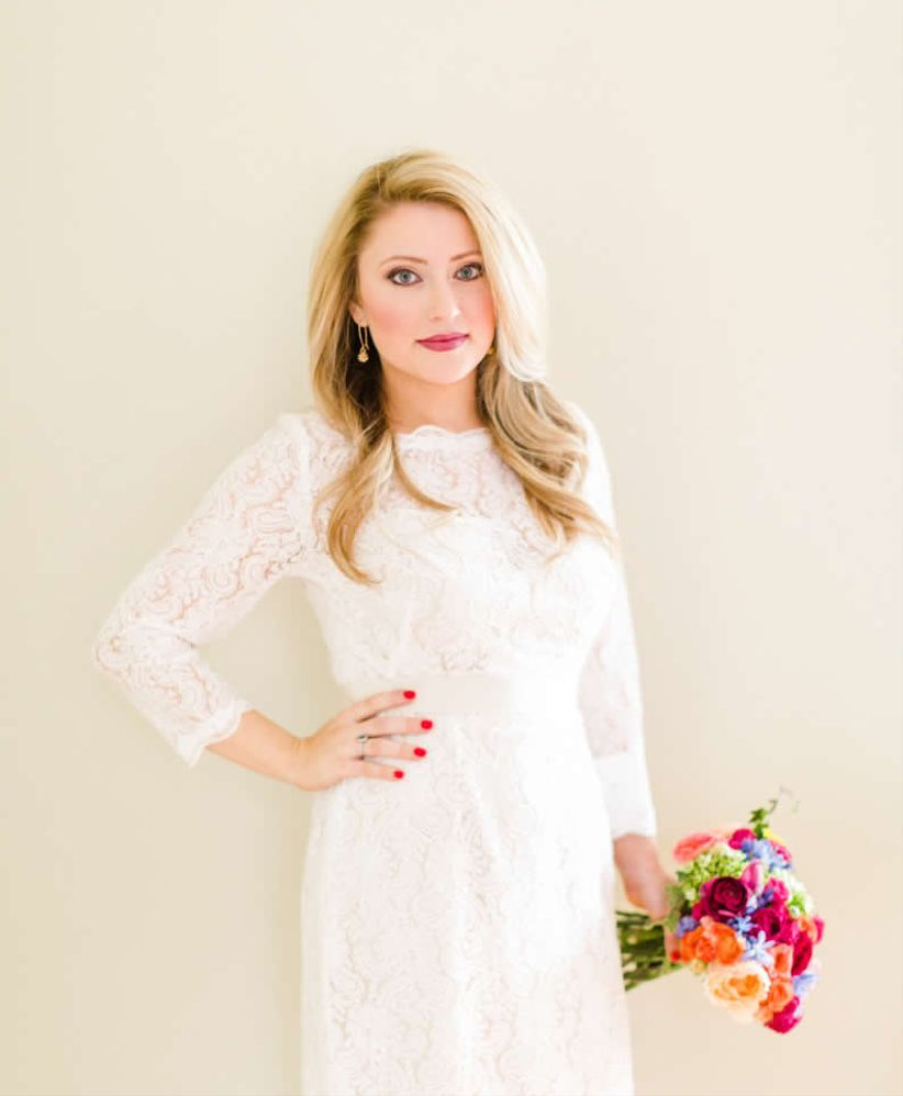 The Best Places to Shop for Your Bridal Shower Dress - WeddingWire
