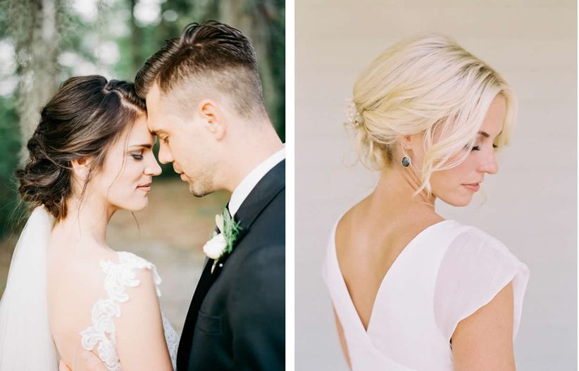 The Top Wedding Hairstyles for 2018, According to Pinterest ...