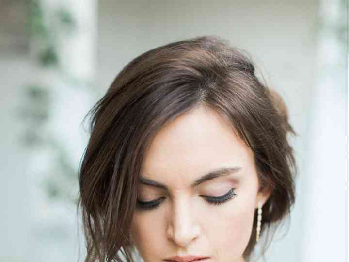 The Top Wedding Hairstyles For 2018 According To Pinterest