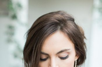 The Top Wedding Hairstyles for 2018, According to Pinterest