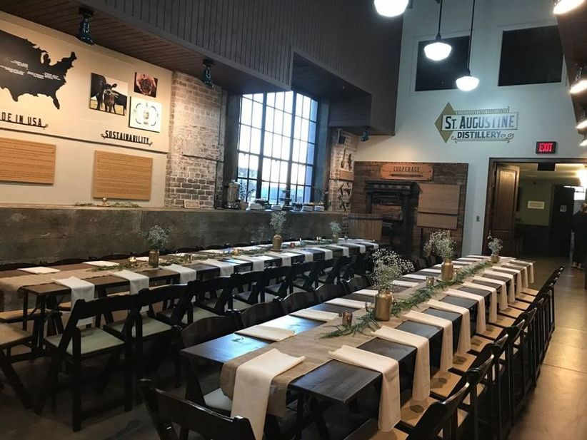 8 Venues For A Rehearsal Dinner In Jacksonville Florida