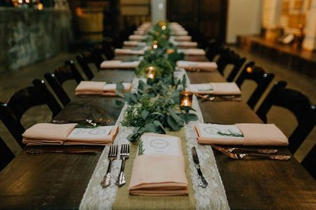 8 Venues for a Rehearsal Dinner in Jacksonville, Florida