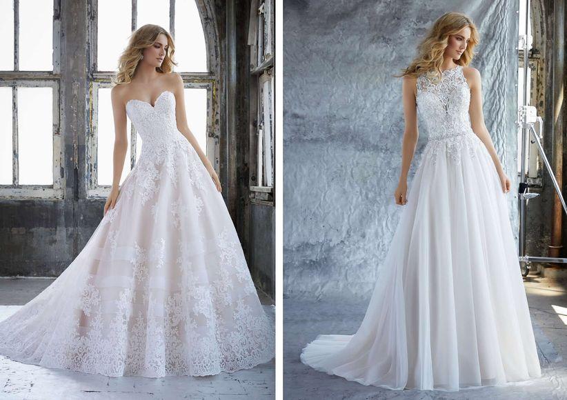 Your Ideal Wedding Dress Based on Your Zodiac Sign - WeddingWire