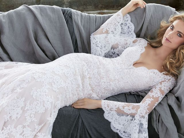 Your Ideal Wedding Dress Based on Your Zodiac Sign
