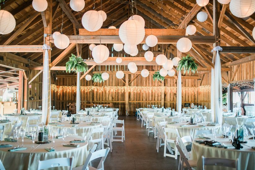 9 Rustic Wedding Venues In Pittsburgh Pa Weddingwire