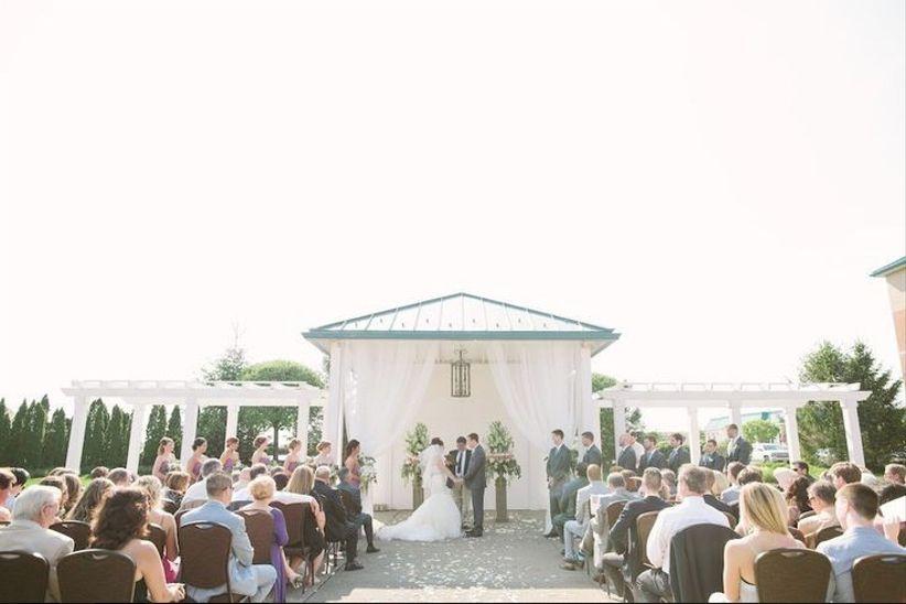gazebo wedding venue