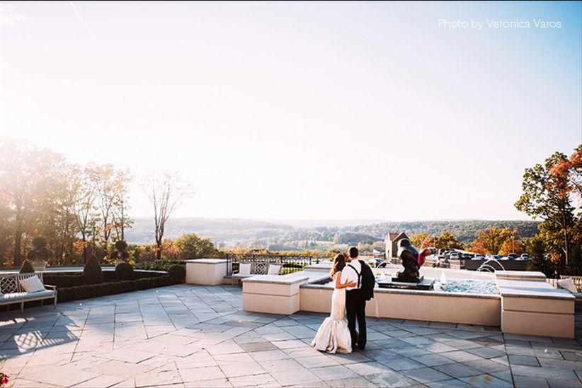 amazing wedding views