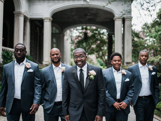 A Groomsman's Wedding-Day Timeline