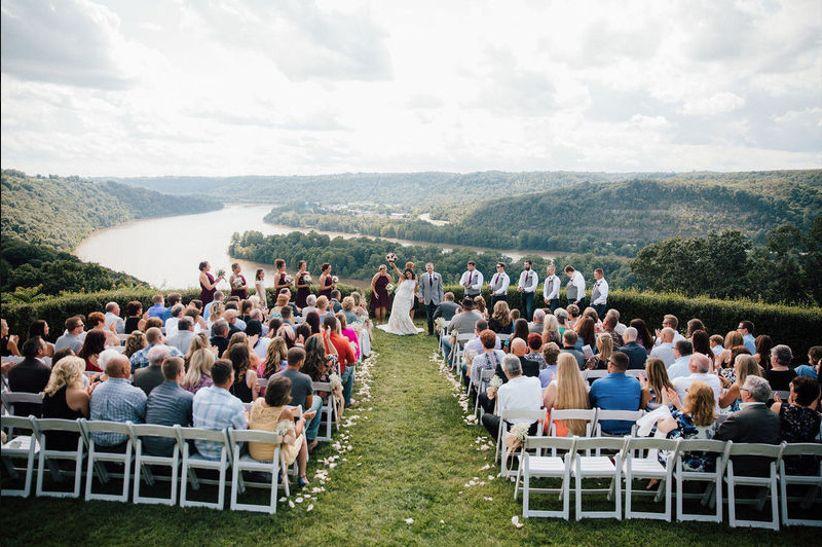 country club wedding venue