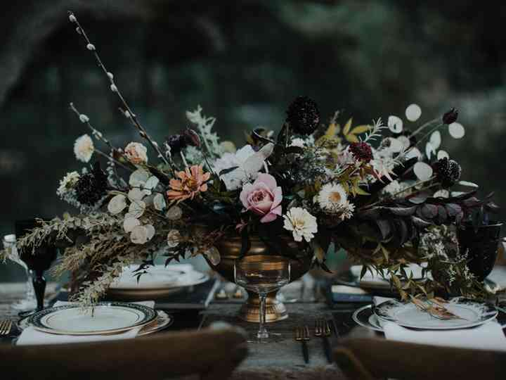 23 Stunningly Fresh Wedding Centerpieces With Fruit