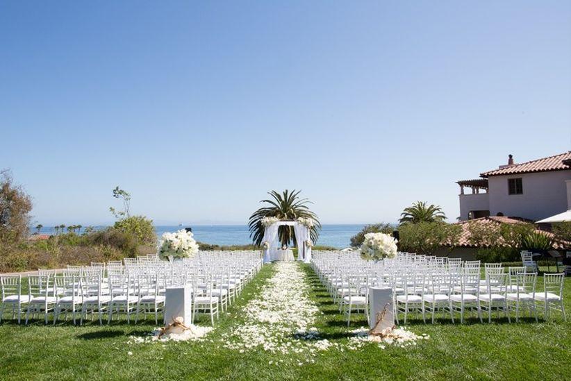 8 Santa Barbara Wedding Venues With an Ocean View - WeddingWire