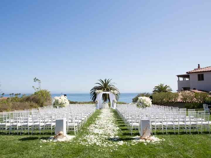 8 Santa Barbara Wedding Venues With An Ocean View Weddingwire