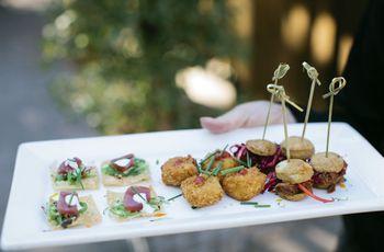 2018 Wedding Food Trends to Watch