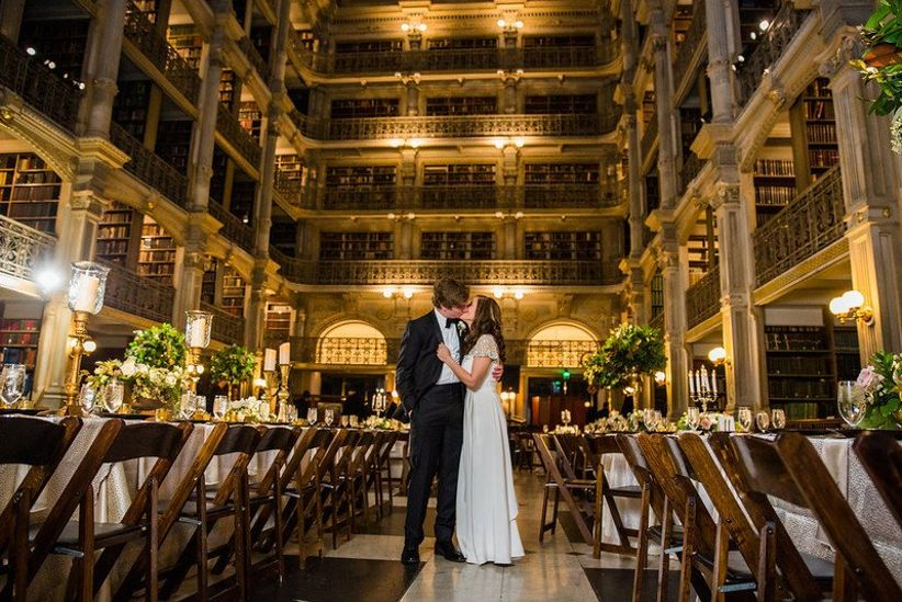 8 Unique Baltimore Wedding Venues That Fit Every Coupleu0026#39;s Style - WeddingWire