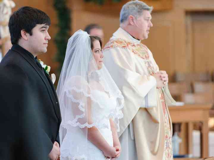Catholic Wedding Traditions.Catholic Wedding Vows 101 Weddingwire