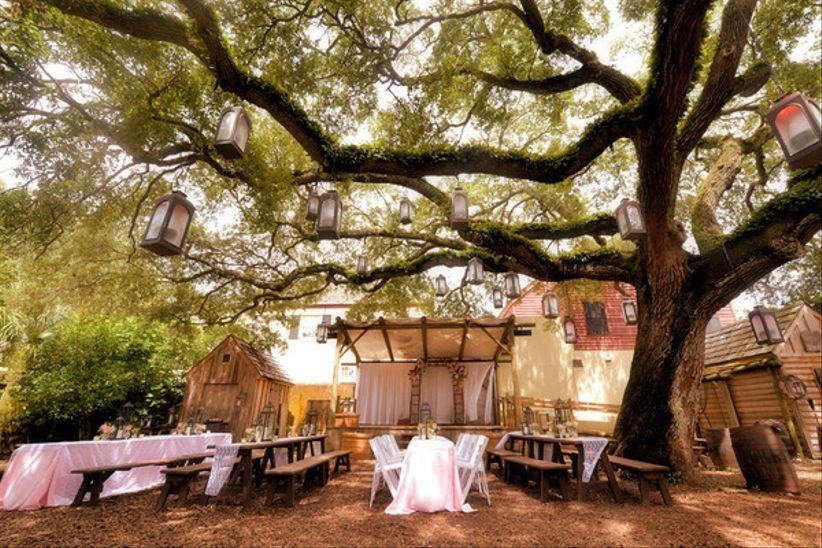 8 Outdoor Wedding Venues in Jacksonville, Florida - WeddingWire