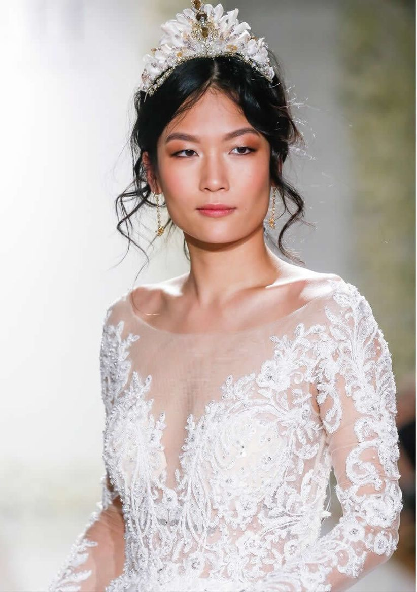 10 Princess Wedding Dresses for the Royally Obsessed - WeddingWire