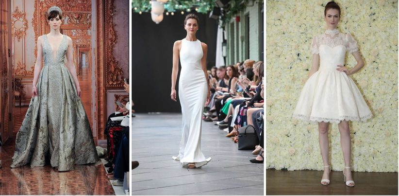 The Spring 2019 Wedding Dresses That Slayed The Runways
