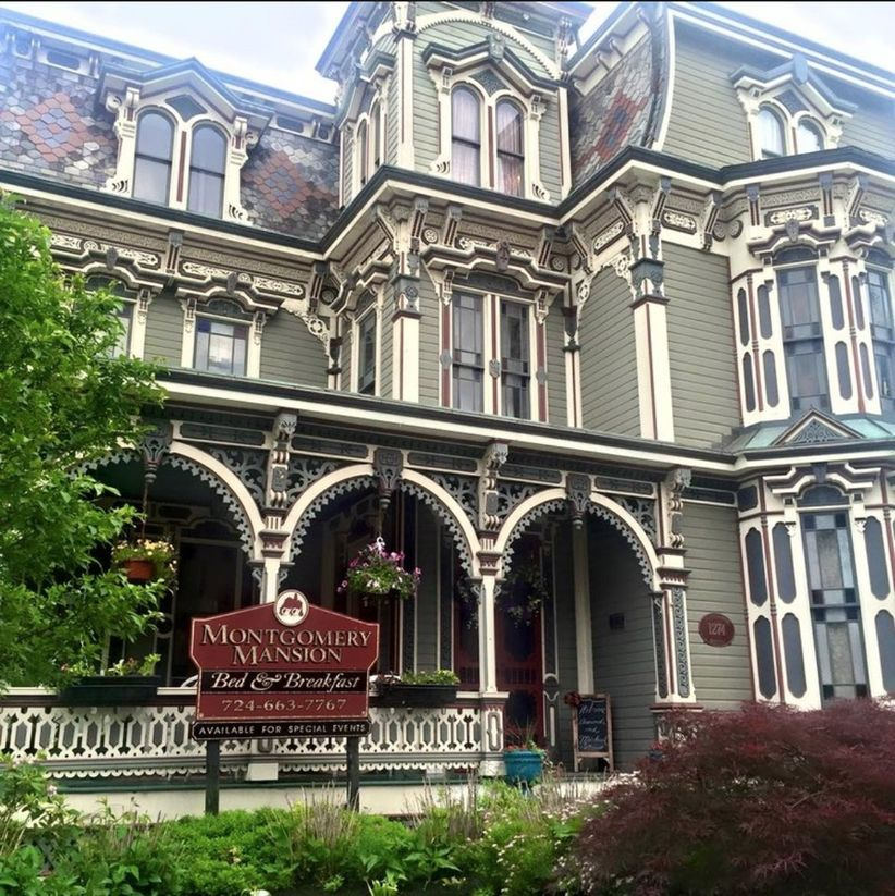 montgomery mansion bed and breakfast