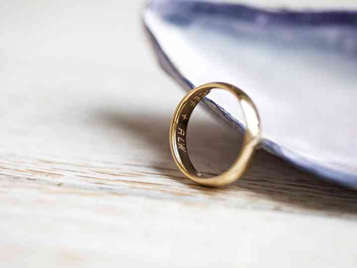 Wedding Ring Engraving 101 What To Know About Personalizing