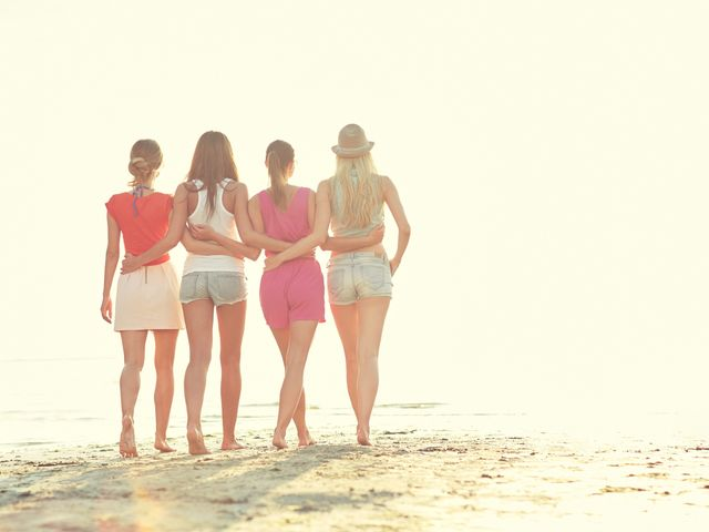 The Best Beach Bachelorette Party Destinations in the U.S. & Mexico
