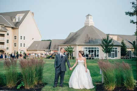 All the Times You Need to Show Up in Person to Plan Your Wedding