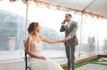 The 25 Best Marryoke Songs for the Ultimate Over-the-Top Wedding Video