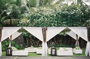 6 Outdoor Wedding Themes That Don't Feel Overdone