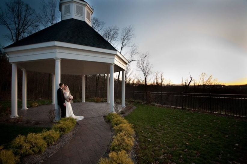 couple outdoor gazebo
