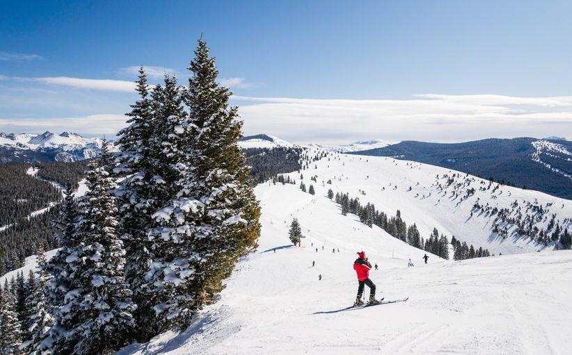 vail colorado skiing