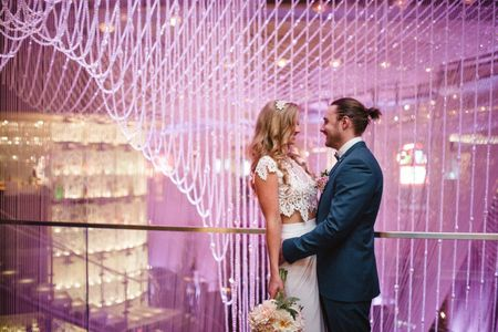 8 Epic Las Vegas Wedding Backdrops