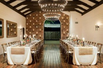 9 Santa Barbara Estates That Double as Wedding Venues