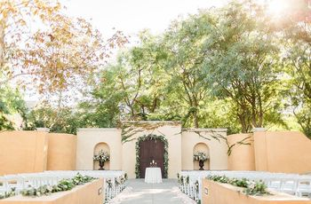 The 8 Prettiest Santa Barbara Outdoor Wedding Venues